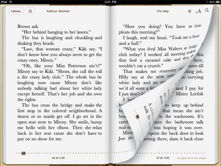 Как сделать книгу с перелистыванием страниц
